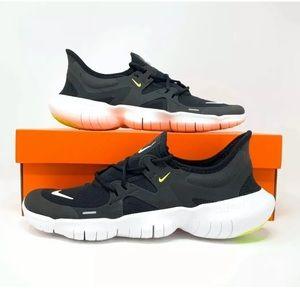 Nike Free RN 5.0 'Black Volt' Men's Running Shoe